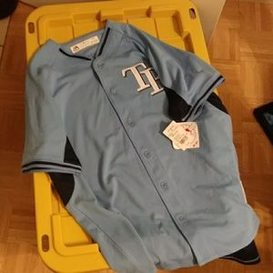 Tampa Bay Rays large Jersey
